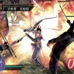 Consigue armas en Samurai Warriors 3