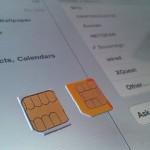 Convierte tu tarjeta Sim en Microsim
