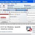 Acelerar Opera