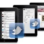 Trucos de Twitter para iPad