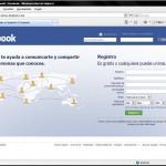 ¿cómo establecer Facebook como página de inicio?