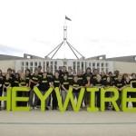 Heywire permite enviar sms internacionalmente