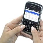 Trucos para el uso del teclado de Blackberry