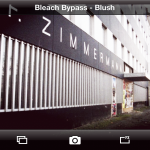 Bleach Bypass para iPhone
