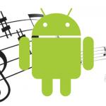 Sube música a tu Android
