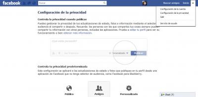 facebook configuración trucos