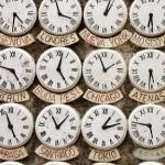 Configurar relojes para diferentes zonas horarias en tu iPhone