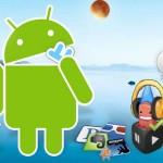 Mover aplicaciones a la memoria SD en Android