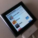 Personaliza los menús de tu iPod