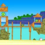 Angry Birds encuentra el cuarto y el quinto huevo dorado