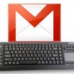 Utiliza los atajos de teclado en tu correo de Gmail