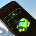 Como restablecer los valores de fábrica en Android