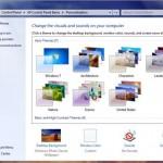 Temas regionales de escritorio ocultos en Windows 7
