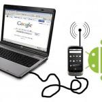 Usar el móvil con Android como un router Wi-Fi