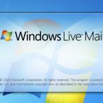 Envía un fotocorreo con Windows Live Mail