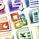 Oculta la cienta de opciones para tener más espacio en Office 2007