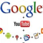 Todos los servicios de Google disponibles a un clic
