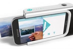 ¡Convierte tu móvil en una polaroid!