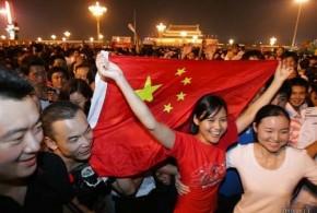 En China ya hay más de 1300 millones de usuarios de móviles.