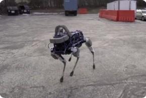 Spot, el perro robot de Google