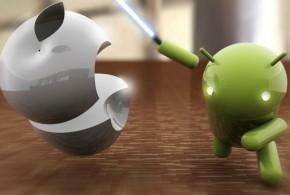 Apple Vs. Samsung, ¿Cual es mejor?