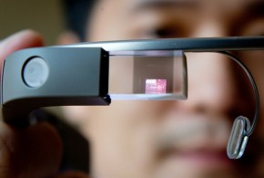 Las Google Glass 2 Tendrían un Diseño muy Elegante